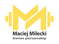 logo Maciej Milecki - trener personalny
