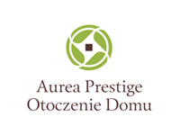 Logo Aurea Prestige Otoczenie Domu