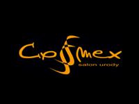 logo COSMEX salon urody