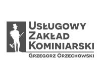 Logo Usługowy Zakład Kominiarski Grzegorz Orzechowski