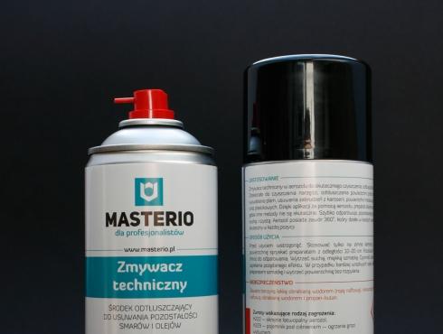 Projekt etykiety produktu na puszce