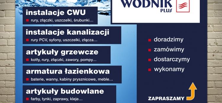 baner - Wodnik Plus