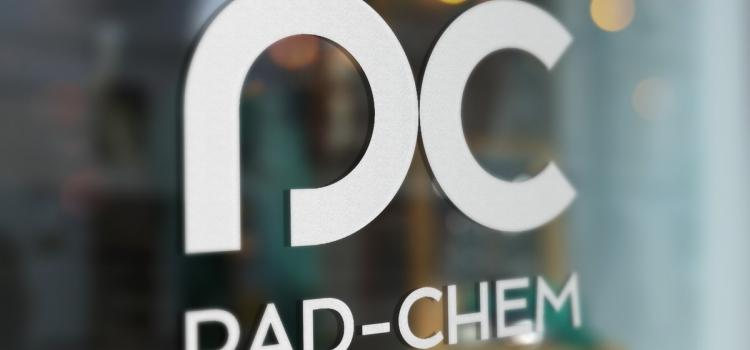 Logo PAD-CHEM - wizualizacja