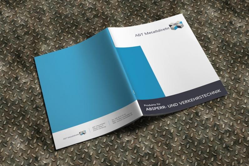 A&T Metalldirekt - katalog produktów - okładka