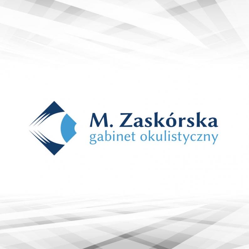logo - Gabinet Okulistyczny Marzena Zaskórska