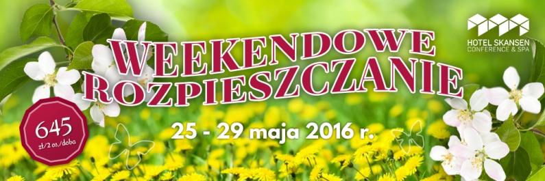 Hotel Skansen Conference & SPA - baner