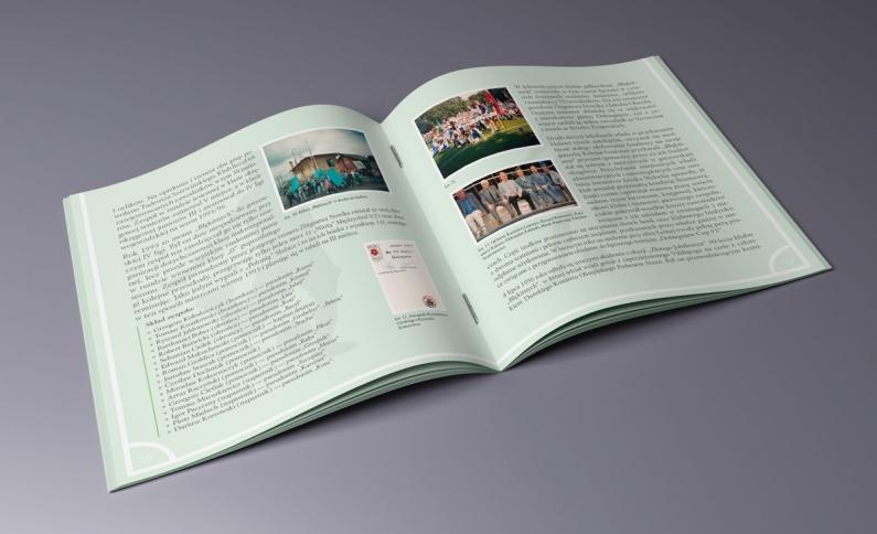 Wizualizacja stron wewnętrznych katalogu