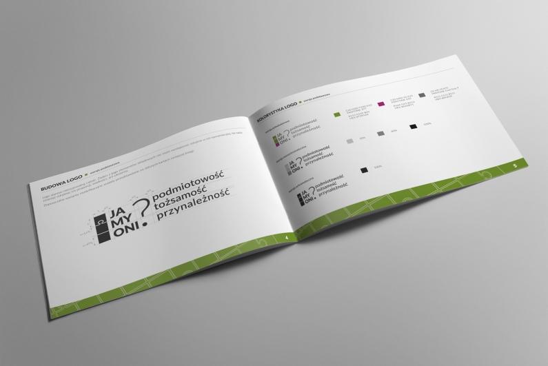 Księga znaku - wizualizacja