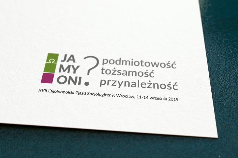 Logo 17. Ogólnopolskiego Zjazdu Socjologicznego - wizualizacja