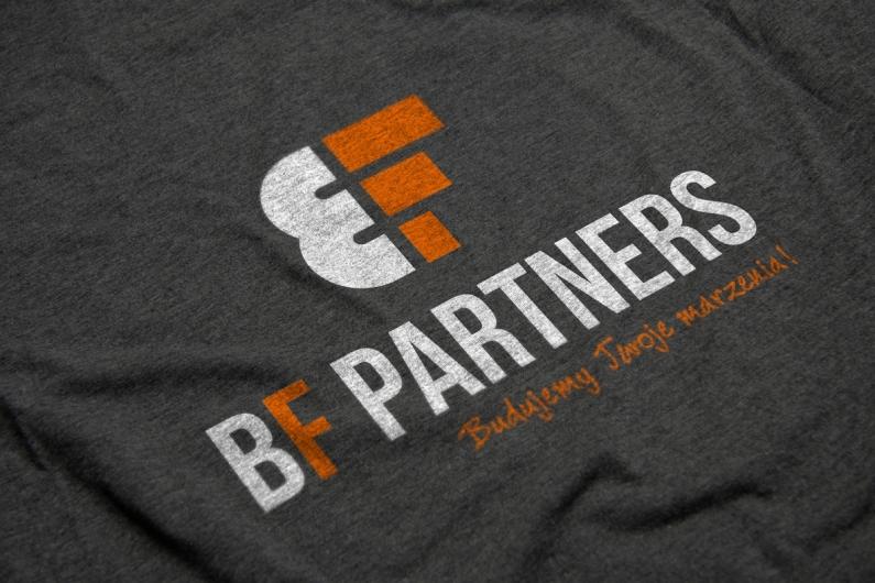 BF PARTNERS - wizualizacja logo