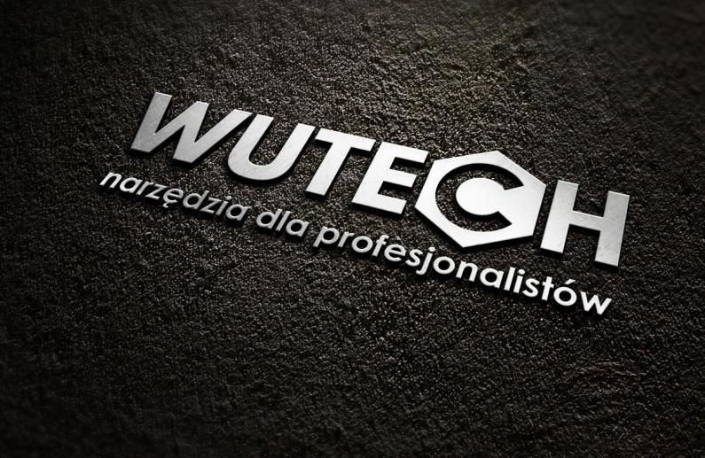 Logo WUTECH - wizualizacja