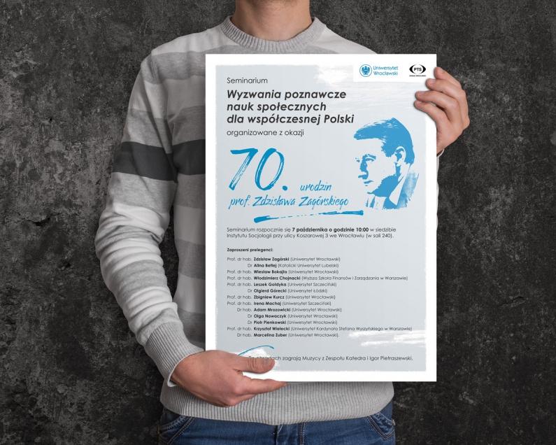 Wizualizacja plakatu A3